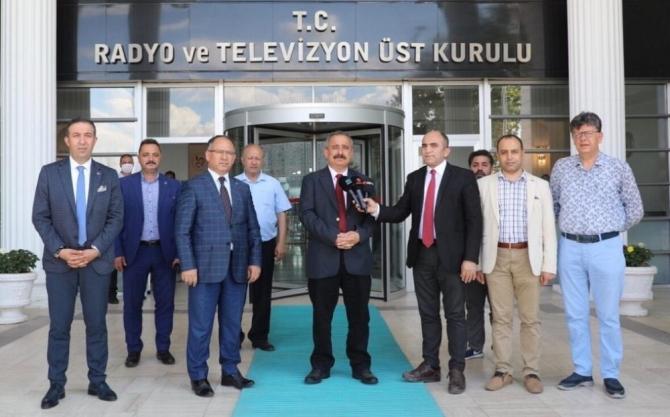 Anadolu basınından sosyal medya uyarısı