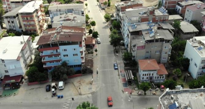 Nazilli'de Kanal Yolu projesi tamamlandı