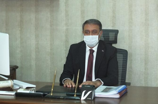 Vali Şıldak Bandırma'yı ziyaret etti