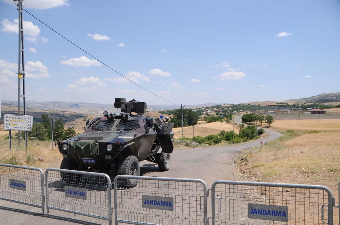 Türkiye'de en az vaka görülen illerdendi! Şimdi ildeki iki köy karantinada