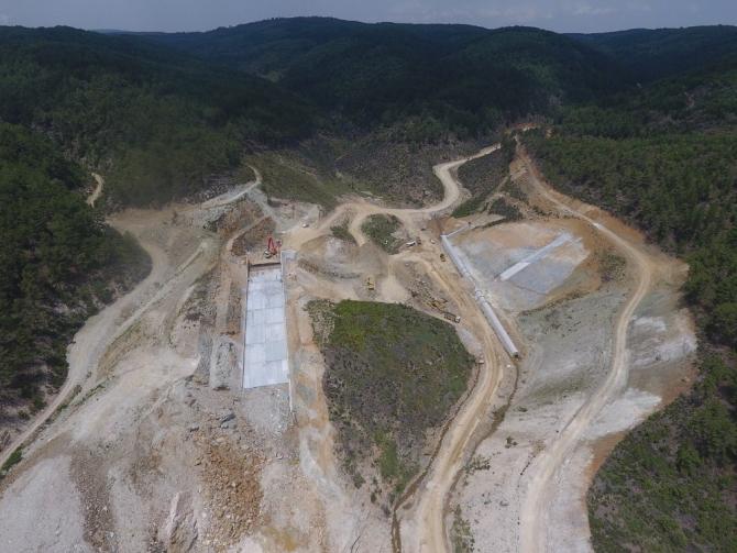 """Genel Müdür Yıldız: """"Tavşanlı Kozluca Barajı'ndan 2 bin 340 dekar zirai arazisi sulanacak"""""""