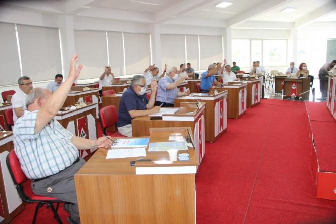 Devrek Belediyesi meclis toplantısı gerçekleşti