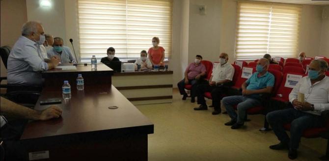 Erdemli Belediyesi, Temmuz Ayı Meclis Toplantısını yaptı