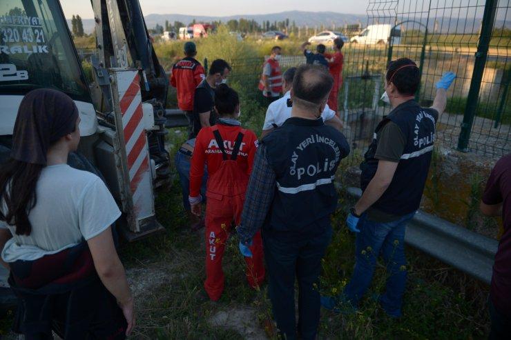 GÜNCELLEME - Eskişehir'de kaybolan otizmli Yusuf'un cansız bedeni bulundu