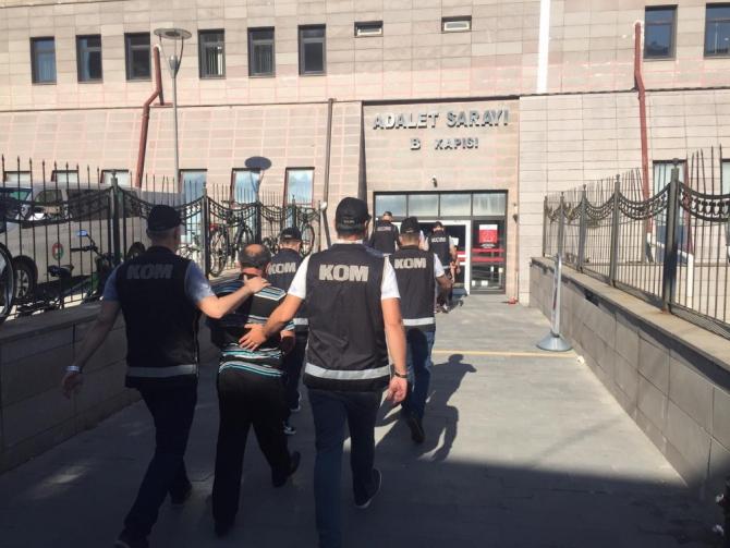 Tefeci operasyonunda 1,5 milyon TL vurgun yapan 5 şahıs yakalandı