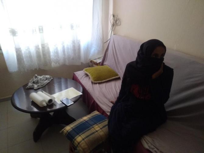 Evi muayenehaneye çeviren karı koca gözaltına alındı