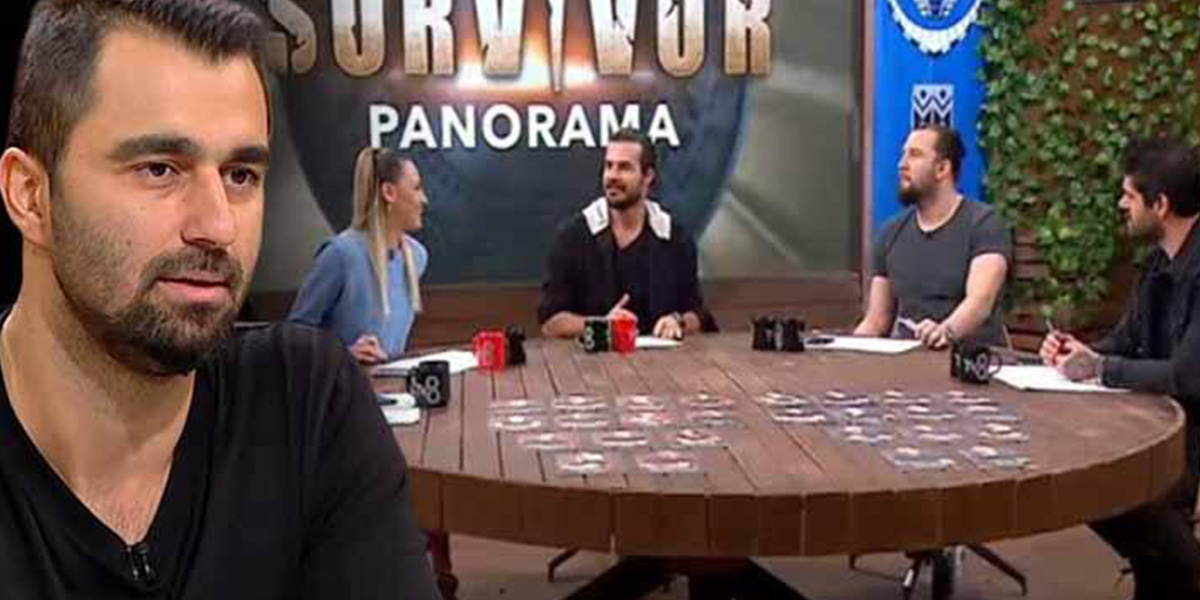 Survivor panorama sunucuları 2020 kim?