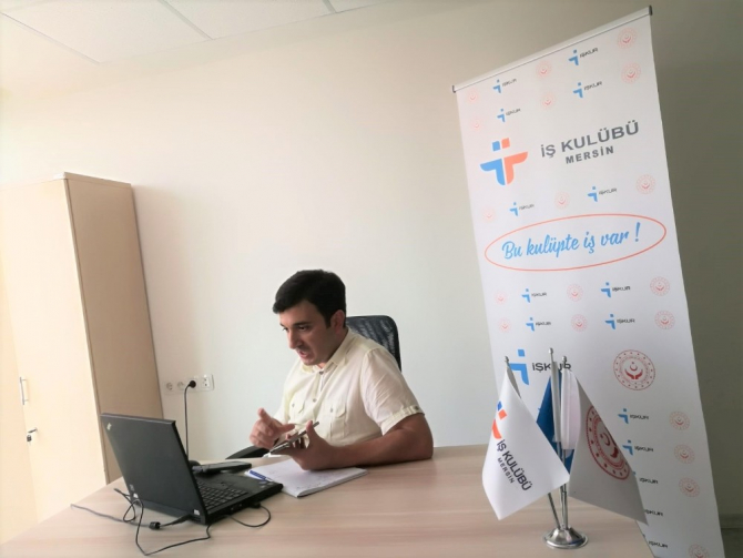 Mersin İŞKUR İş Kulübü, öğrencileri iş hayatına hazırlıyor