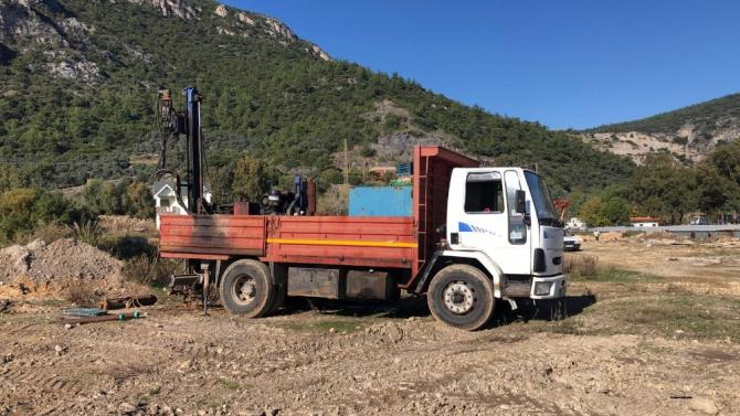 Ören'in arıtma tesisi ve alt yapısı için adımlar atılıyor
