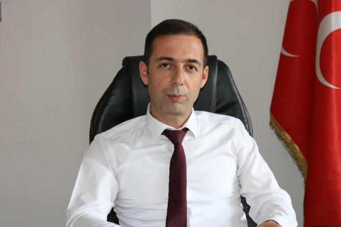 MHP Diyarbakır İl Başkanı Cihan Kayaalp, gençleri spora teşvik etmeye devam ediyor