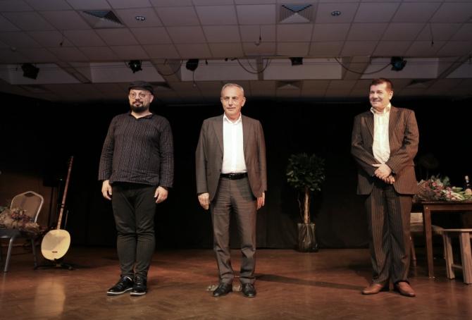 Pandemi sürecinde ilk tiyatro oyunu