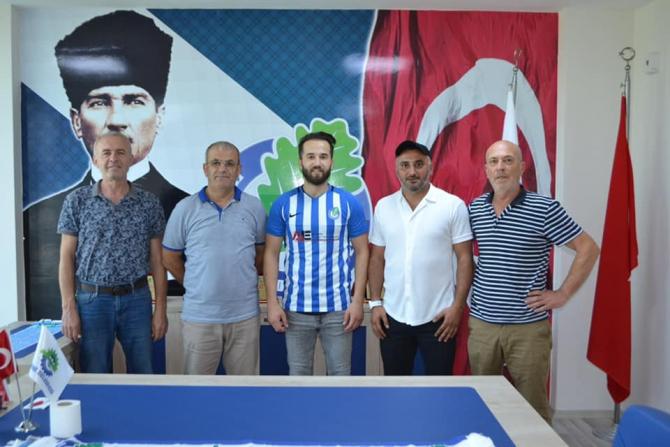 Ergene Velimeşespor'da Fatih Dilek yuvada kaldı