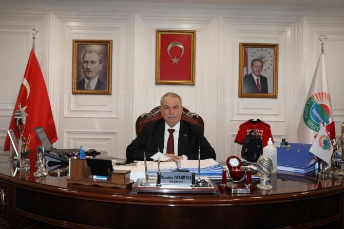 """Başkan Demirtaş: """"Korona virüse karşı tedbiri elden bırakmıyoruz"""""""