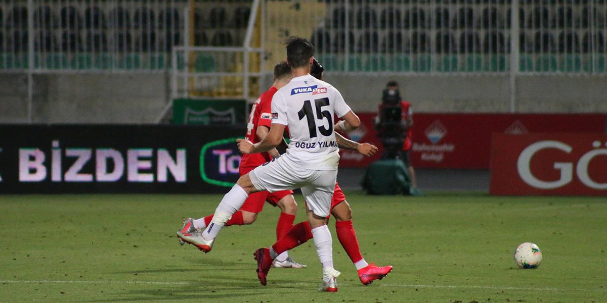 Denizlispor Gaziantep FK maç sonucu | Denizlispor Gaziantep FK maç özeti