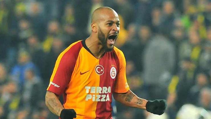 Galatasaray'da Marcao takımla birlikte çalışmalara başladı!