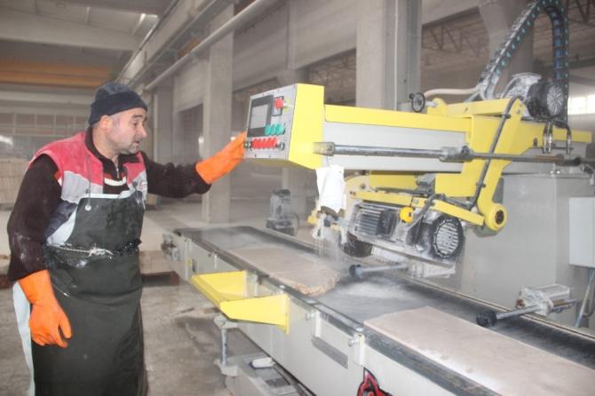 Afyonkarahisar'ın mermer ihracatı yüzde 56 arttı