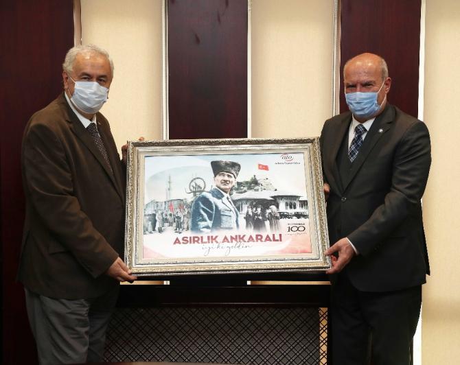 ATO Başkanı Baran iletti, ODTÜ rektörü çözdü
