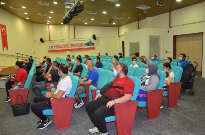 Bilecik'te Antrenör Değerlendirme ve Planlama Toplantısı gerçekleştirildi