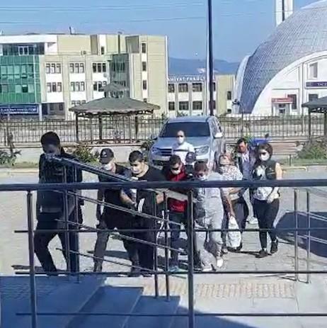 'Ateşbank' lakaplı tefecilik çetesi çökertildi