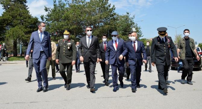 Erzurum'da 3 Temmuz coşkusu