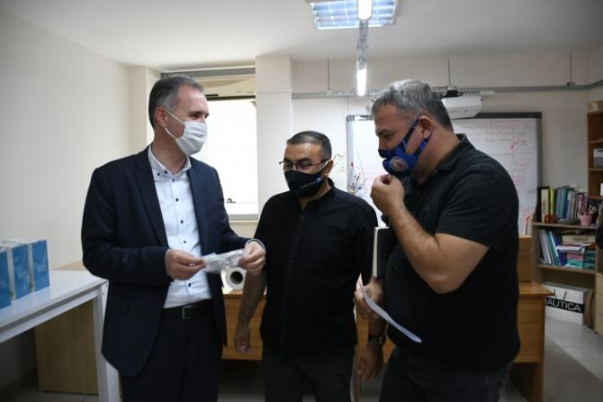 """İnegöl Belediye Başkanı Alper Taban: """"Tedbiri elden bırakamayız"""""""