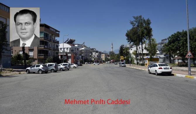 Kepez'e hizmet edenlerin isimleri caddelerde yaşayacak
