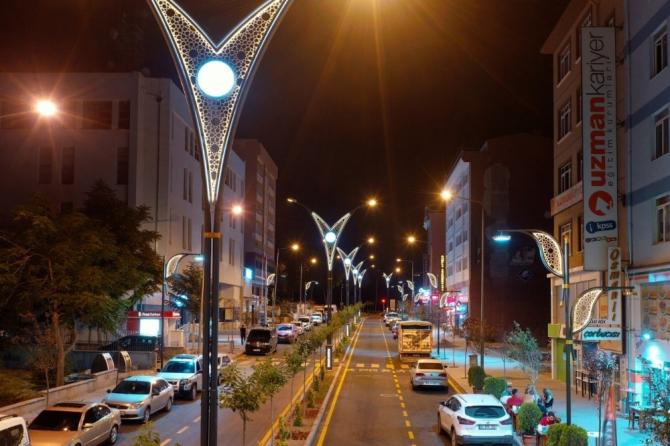 Diriliş Meydanı, Nevşehir'e çok yakıştı