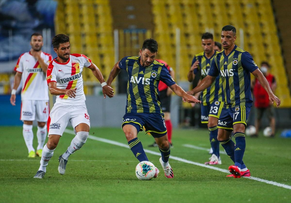 Fenerbahçe- Göztepe maçında Ferdi Kadıoğlu şov yapıyor