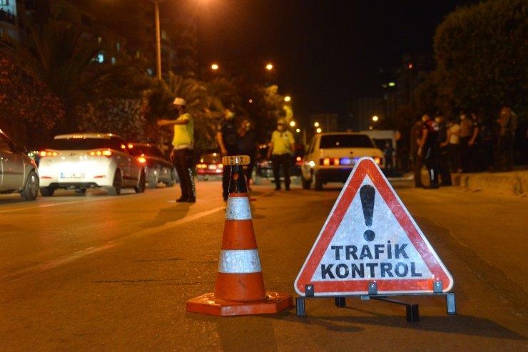 Adana'da 3 bin polisle 'huzur ve güven' uygulaması