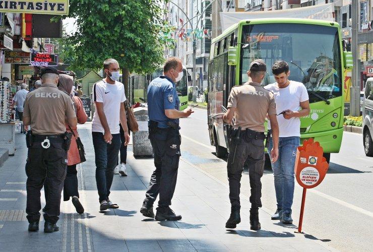 Diyarbakır'da, koronavirüs vakalarında son 4 günde yüzde 15 artış