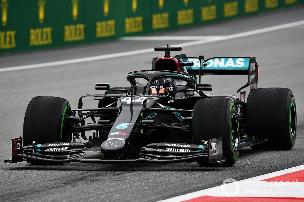 Formula 1'de sezonun ilk yarışı yapıldı
