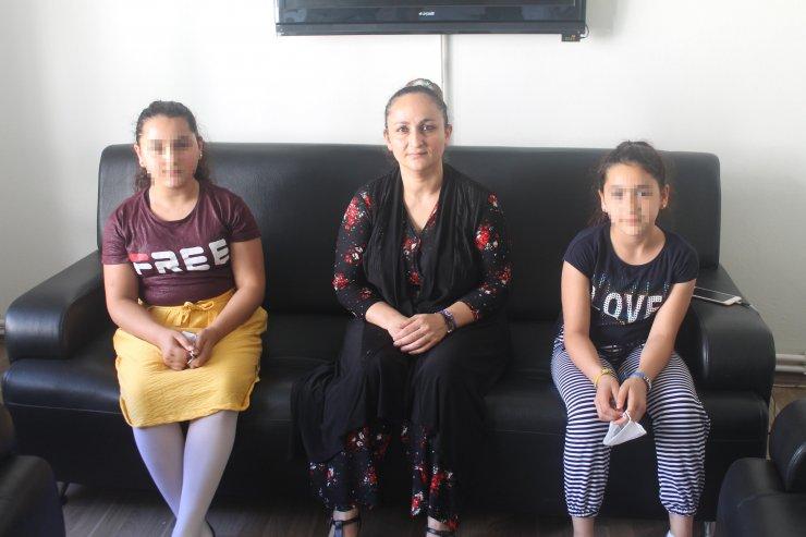 İcra yoluyla alınan çocuklar, yeniden anneye verildi
