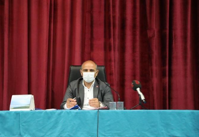Körfez'de Temmuz ayı meclisi gerçekleştirildi