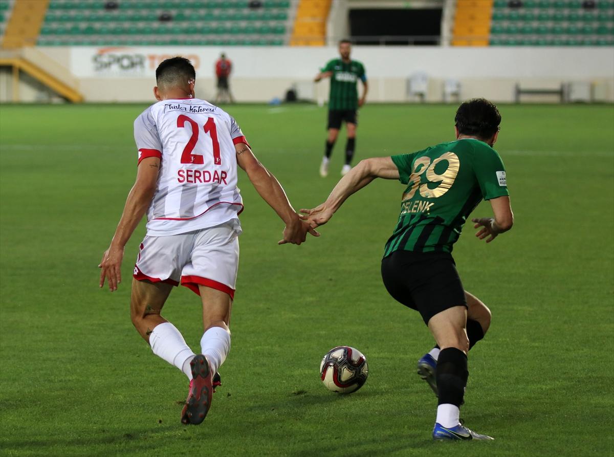 Akhisarspor 3 - 1 Balıkesirspor | MAÇ SONUCU