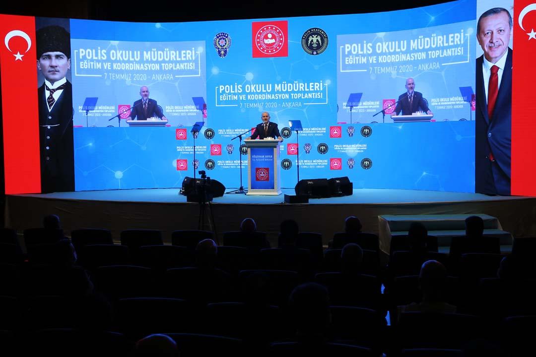 Bakan Soylu: Kim terör örgütüne finansal kaynak sağlıyorsa fitil fitil getireceğiz