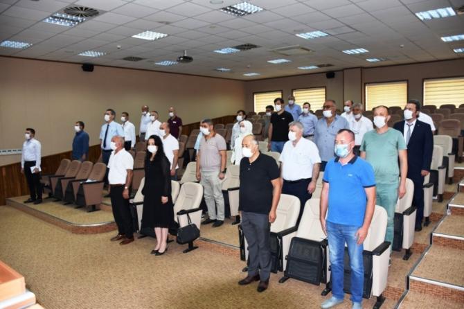 Erenler Belediyesi Temmuz ayı meclis toplantısı gerçekleşti