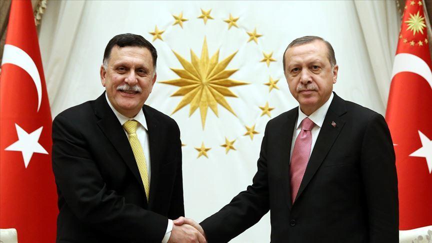 Lavrov'dan Libya açıklaması: Türkiye ile Rusya ateşkes için çalışıyor