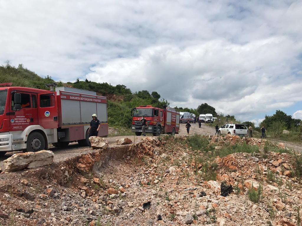 Sakarya'da şiddetli patlama: 3 asker şehit oldu, 6 yaralı