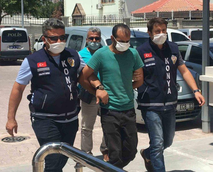Zihinsel engelli Mehmet, kas rahatsızlığı nedeniyle katilinden kaçamamış