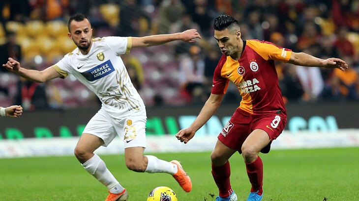 MKE Ankaragücü - Galatasaray maçı ne zaman? Saat kaçta? Hangi kanalda?