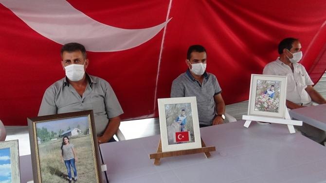 HDP önündeki ailelerin evlat nöbeti 313'üncü gününde