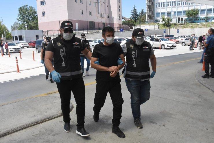 Eskişehir'de 'silah kaçakçılığı' operasyonu: 4 gözaltı