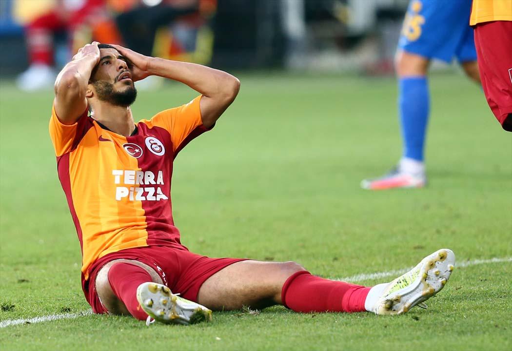 Galatasaray bir türlü toparlanamıyor!