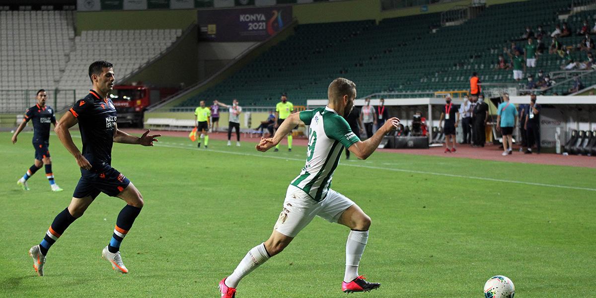 Konyaspor Başakşehir maç sonucu | Konyaspor Başakşehir maç özeti