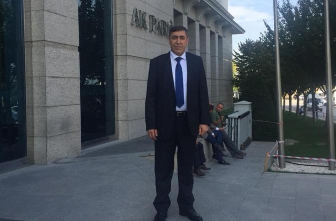 AK Parti İslahiye İlçe Başkanlığı'nda kongre heyecanı