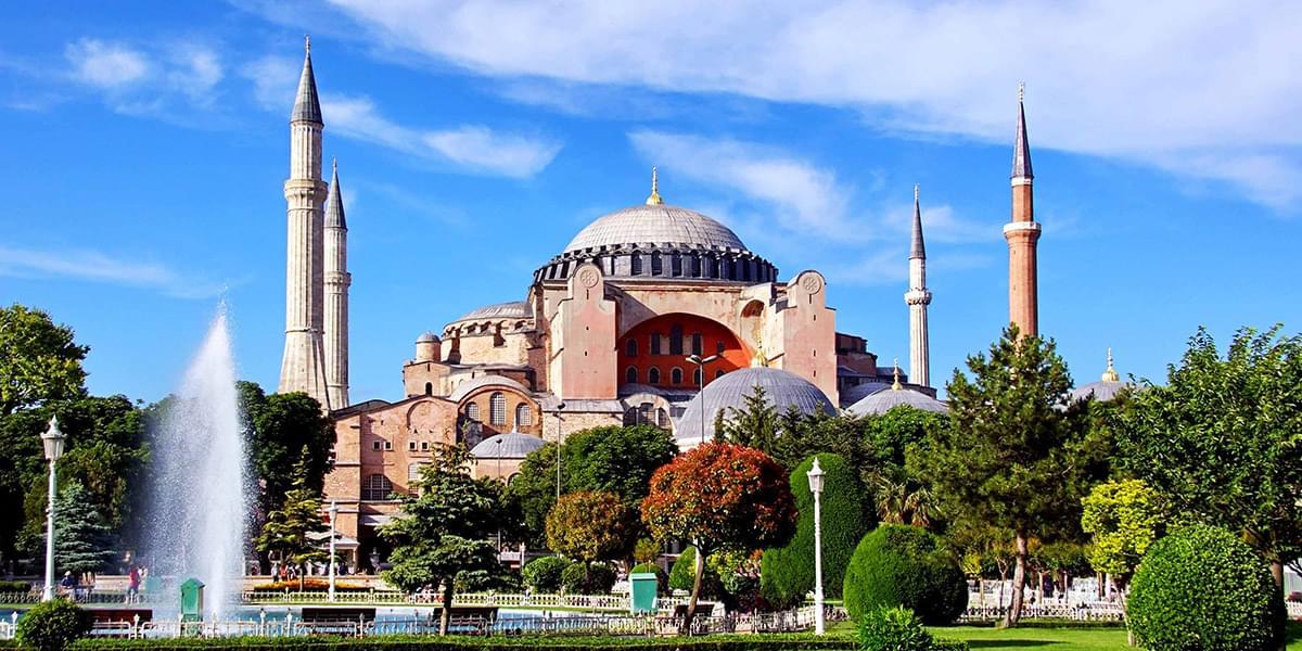 Avrupa Birliği'nden Ayasofya'nın tekrar camiye çevrilmesine tepki!