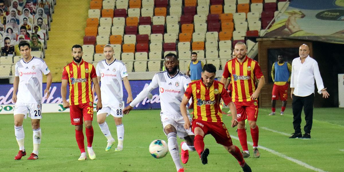 Yeni Malatyaspor Beşiktaş maç sonucu | Yeni Malatyaspor Beşiktaş maç özeti