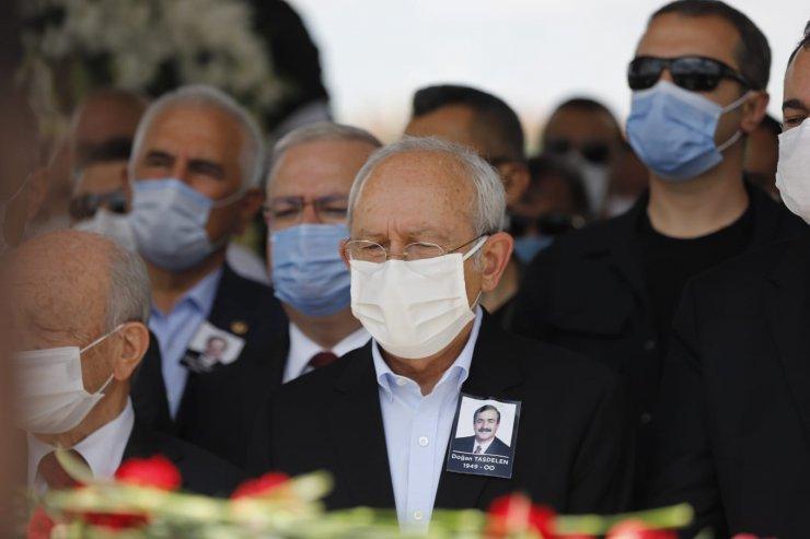 Çankaya eski belediye başkanı Taşdelen, toprağa verildi