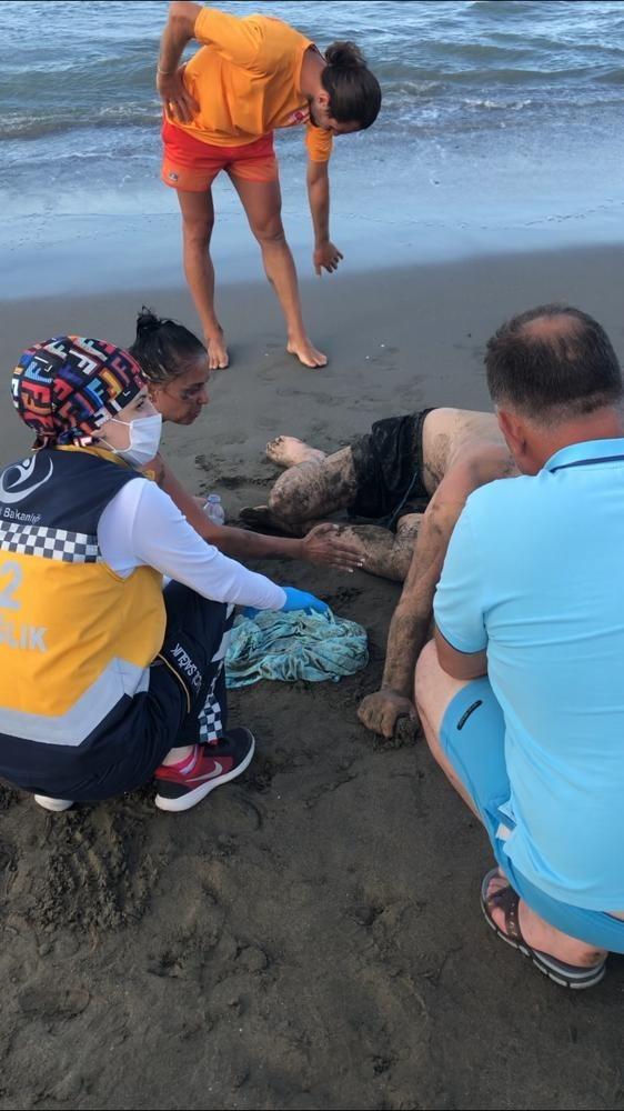 Cankurtaranlar hafta sonu 34 kişiyi boğulmaktan kurtardı