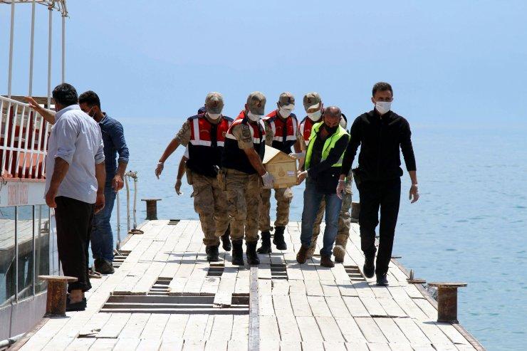 Van Gölü'ndeki tekne faciasında ceset sayısı 29'a yükseldi